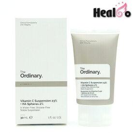 【THE ORDINARY】ジ オーディナリー ビタミンC サスペンション 23% + ヒアルロン酸球体 2% 30ml【楽天海外直送】