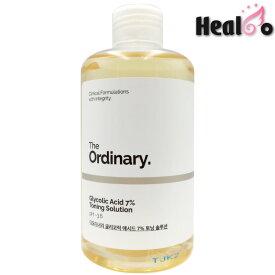 【THE ORDINARY】ジ オーディナリー グリコール酸 7% トーニング ソリューション 240ml【楽天海外直送】