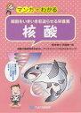 【A5サイズの健康と医学の本・小冊子・ミニブック】マンガでわかる・核酸