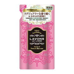 ラボン ルランジェ 柔軟剤 詰め替え フレンチマカロンの香り(480mL)