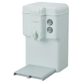 【当店は3980円以上で送料無料】ドウシシャ 全自動コーヒーメーカー CMU-501-WGY ホワイトグレー