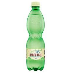 ナベグラヴィ天然炭酸入りナチュラルミネラルウォーターペットボトル500ml×12本