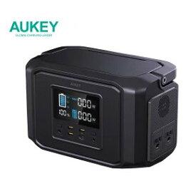 【当店は3980円以上で送料無料】AUKEY(オーキー) ポータブル電源 Power Zeus 500 (518wh)