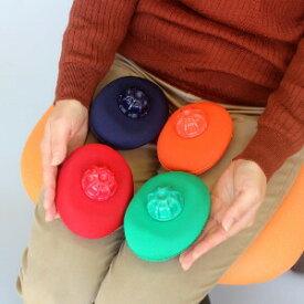 【当店は3980円以上で送料無料】クロッツ やわらか湯たんぽ ポケット型タイプ オレンジ