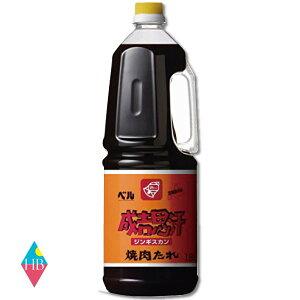 ベル食品 成吉思汗のたれ(1.8l)×1本ジンギスカンのたれ、焼肉のたれ