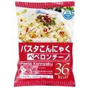 こんにゃくパスタ ぺペロンチーノ味 24食【送料無料】
