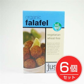 ファラフェルミックス 120g (Falafel Mix) ×6個セット - アリサン