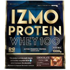 イズモ IZMO ホエイプロテイン100 チョコレート 1000g - アルプロン