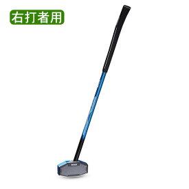 グラウンドゴルフ ストレートドライブクラブ ブルー 右 BH2856-27-R - 羽立工業