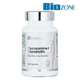 バイオゾーン グルコサミン&コンドロイチン 30粒 BIO99883-30 - 日本ダグラスラボラトリーズ