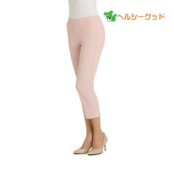 芦屋美整体 クロップドパンツ2017 エアリー ピンク - コニー