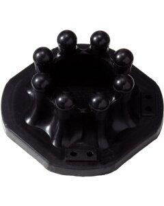 パークゴルフ クラウンティー ブラック GGP601 - アシックス