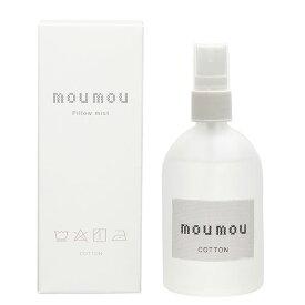 moumou ピローミスト コットン 100ml - 大香