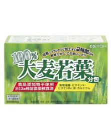 100%大麦若葉 3g×30包 - 井藤漢方製薬