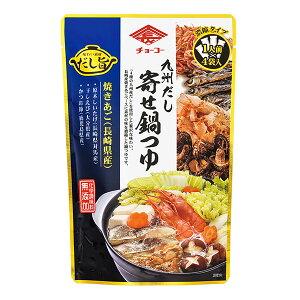 チョーコー醤油 九州だし 寄せ鍋つゆ 30ml×4袋 - チョーコー醤油