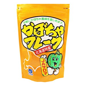 かぼちゃフレーク 100g - 佐呂間町農業協同組合