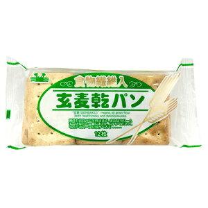 玄麦乾パン 12枚 - カニヤ