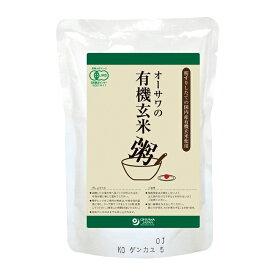 オーサワの有機今ずり玄米粥 200g - オーサワジャパン