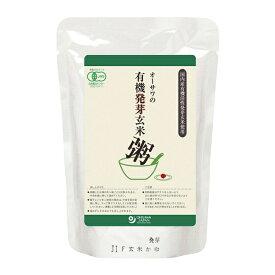 オーサワの有機活性発芽玄米粥 200g - オーサワジャパン