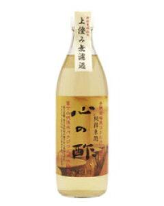 心の酢 純粋米酢 500ml - 戸塚醸造店