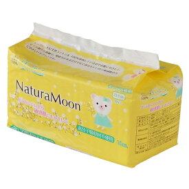 ナチュラムーン 生理用ナプキン 多い日の昼用羽なし 18個入 - 日本グリーンパックス