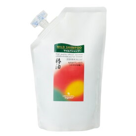 リマナチュラルオーガニック マイルドシャンプー 詰替用 500ml - リマナチュラル