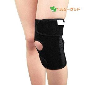 竹虎 かるがる膝ベルト ブラック - 竹虎 [ひざベルト][膝サポーター]