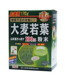 大麦若葉粉末100% 170g - 山本漢方製薬