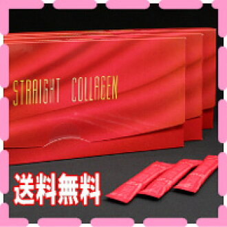 Straight collagen