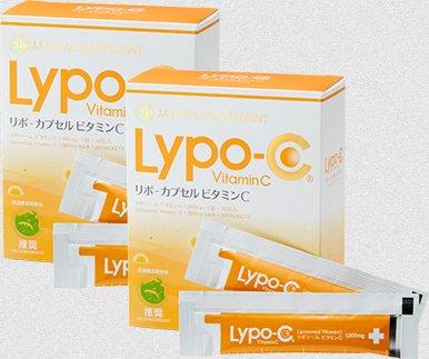 リポ-カプセルビタミンC 30包入 【お得な3箱セット】[送料無料]