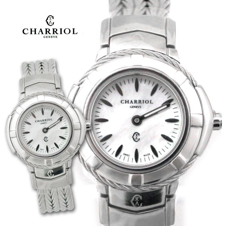 【令和記念セール 20%OFF】シャリオール 腕時計 CHARRIOL 舶来時計 レディース CELTIC ケルティック クォーツ ウオッチ 正規品【送料無料】【P02】【SS】【令和 プレゼント ギフト】