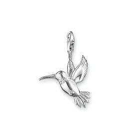 トーマス・サボ THOMAS SABO チャーム アクセサリーハミングバード 鳥 シルバー925 キーホルダー レディース 0453-001-12 正規品【o】【P20】【SS3C3】