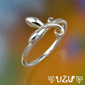 ウズ UZU 指輪 レディース RI-367 ジュエリー アクセサリー シルバーリング 鏡面仕上げ【ni】【ギフト】