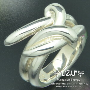 ウズ UZU 指輪 レディース RI-0445 ジュエリー アクセサリー シルバーリング【ni】【ギフト】