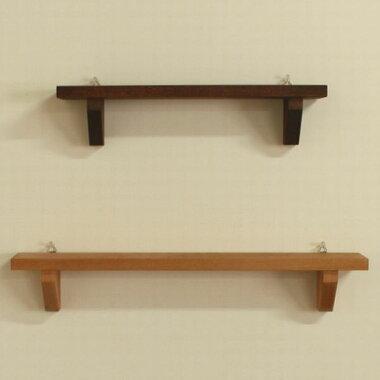ウォールシェルフ・Sサイズ/アルダー材[送料無料!]壁かけ棚フックインテリア収納デコレーション