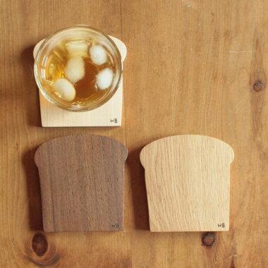 食パン型コースター