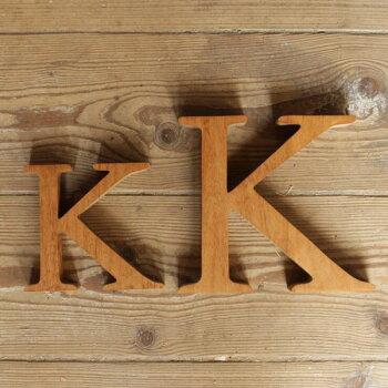 木製アルファベット無垢材・明朝体・Lサイズ(高さ17.5cm基準)・大文字[送料無料!]アルファベットオブジェ雑貨インテリア置物結婚式ウエルカムボード切り文字表札看板