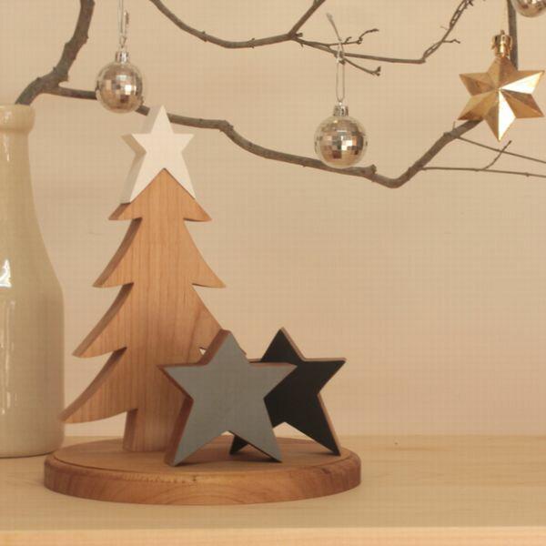 クリスマスインテリアセット 【E】 北欧 雑貨 クリスマス 置物 ディスプレイ オブジェ デコレーション モミの木 トナカイ オーナメント アルファベット