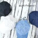 【5,000円(税抜)以上で送料無料】NEW HATTAN ローCAP【HEART MARKET・ハートマーケット】レディース/小物/キャップ/FREE/CAP...
