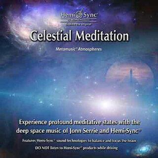 【ヘミシンク】セレスチャル・メディテーション【瞑想音楽・ヘミシンクCD】