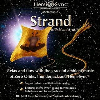 【ヘミシンク】ストランド【瞑想音楽・ヘミシンクCD】