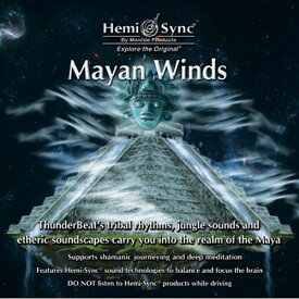 【セール品】マーヤン・ウインズ【瞑想音楽・ヘミシンクCD】