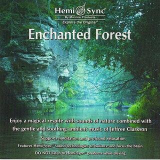 【ヘミシンク】エンチャンテッド・フォレスト【瞑想音楽・ヘミシンクCD】