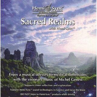 【ヘミシンク】セイクレッド・レルムス【瞑想音楽・ヘミシンクCD】