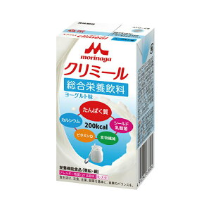 エンジョイclimeal(クリミール) ヨーグルト味 / 0650480 125mL(ケース販売)