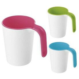 【介護用 コップ マグカップ 福祉 食事 食器 軽量 電子レンジ 食洗機】リベロカップ