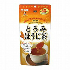 【介護食 とろみ とろみ剤 簡単 嚥下障害】宇治園 とろみほうじ茶