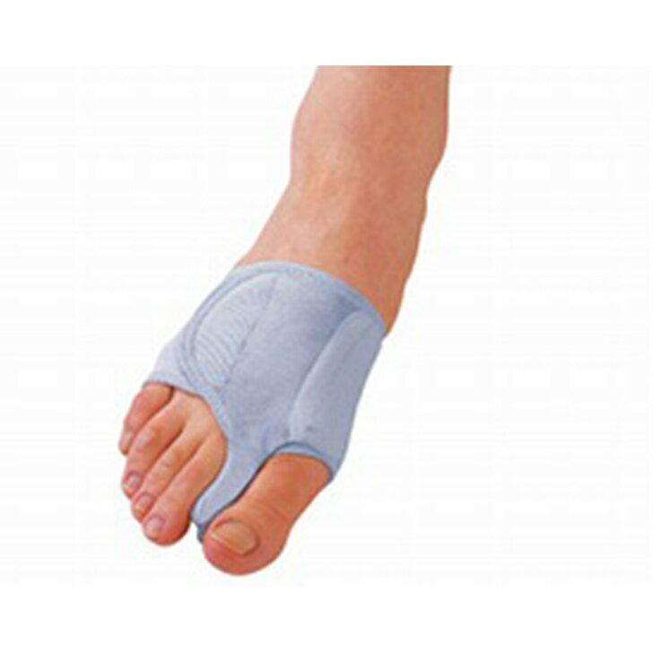 【サポーター 足用 保護 外反母趾】ソルボ外反母趾サポーター 固定薄型メッシュ【片足】