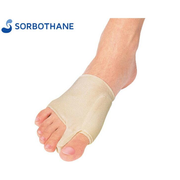 【サポーター 足用 保護 外反母趾】ソルボ外反母趾サポーター 薄型【片足】