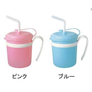 【介護用 コップ マグカップ 福祉 食事 食器 軽量 電子レンジ 食洗機台和 ラクのみマグ / HS-N28
